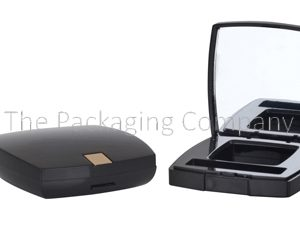 Compact Mirror ABS Square Custom Finish & Printing