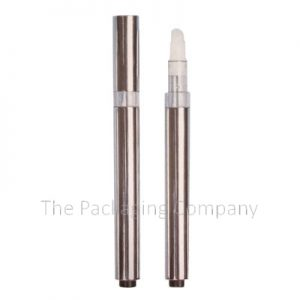 Lip Gloss Click Pen; Custom Color and Finish; 2 ml Capacity