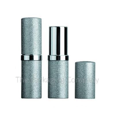 Aluminum Case Lipstick Container; Custom Finish and Printing