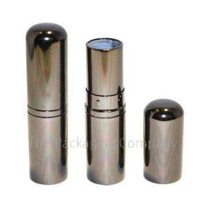 Lip Stick Aluminum Case Container Custom Finish and Printing