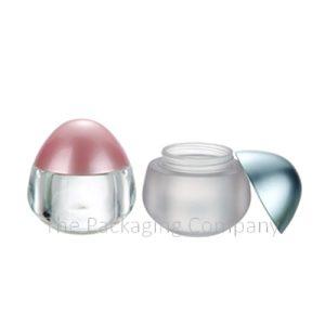 10 ml Small Jar with Custom Printing and Finish