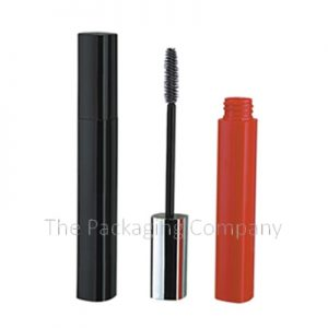 Lip gloss Mascara Eyeliner Container Plastic 13 ml Custom Printing & Color