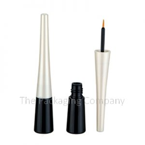 Eyeliner Container 3.5 ml; Custom Finish and Printing