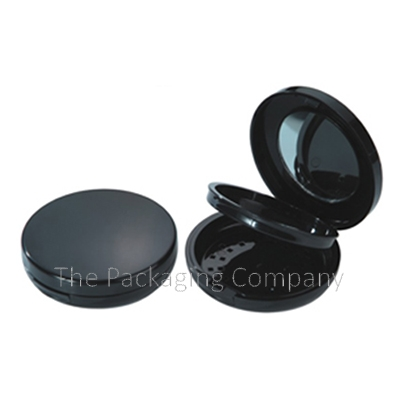 Multi-Story Compact with Mirror for Cosmetic Make Up Beauty Packaging