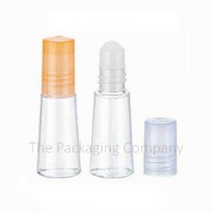 Lip Gloss Container Roller Ball; Custom Finish and Printing
