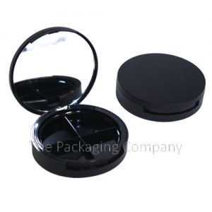 4 Wells Compact Mirror custom color & printing