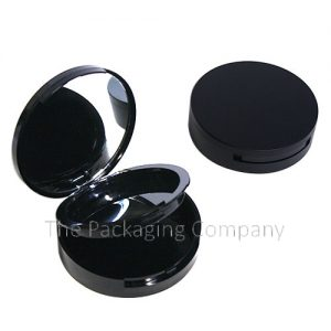 Compact Mirror 2 layers custom PMS color Plastic