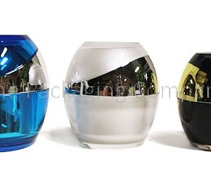 Ball Shaped Cream Jars in 30 ml. 50 ml, & 80 ml