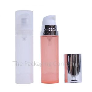 Airless Bottle Trial Size (5, 10, 15 ml)