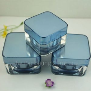 Square Jar Round Corners
