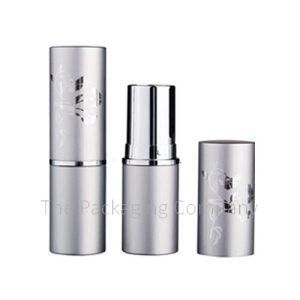 Aluminum Lip Stick Container Case Custom Printing and Finish
