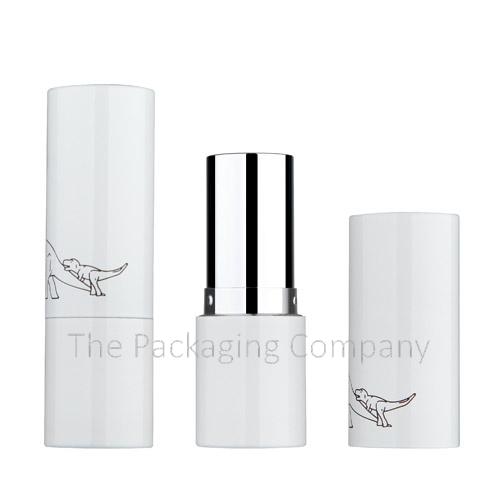 Seamless Aluminum lipstick container