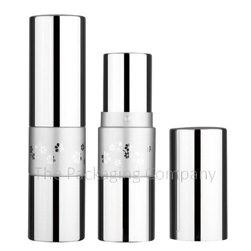 Aluminum Lipstick Case with Band