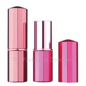 aluminum lipstick container