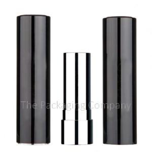 Lipstick Case Push Release; Custom Finish and Printing