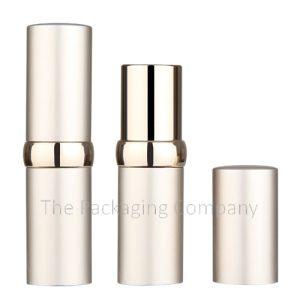 Aluminum lipstick case with wedding band