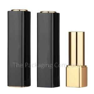 Square Lipstick Case Push to Release