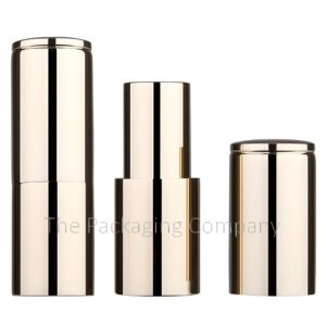 magnetic closure aluminum lipstick case