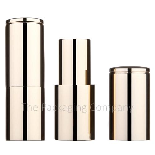 magnetic closure aluminum lipstick case