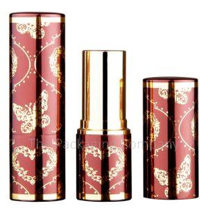 Aluminum Case Lipstick Custom Finish & Color