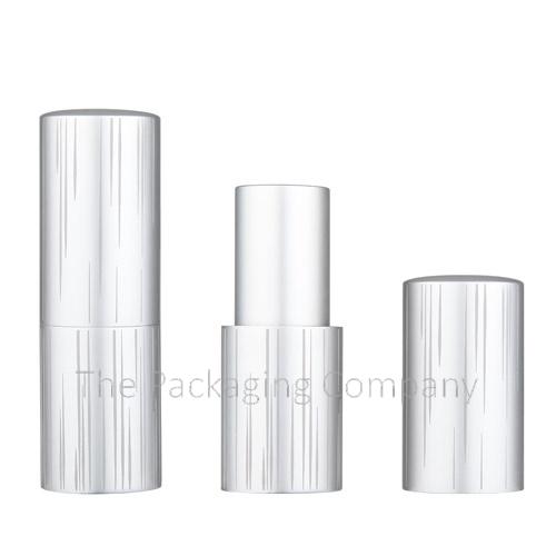 Aluminum Magnetic Lipstick Case; Custom Finish and Printing