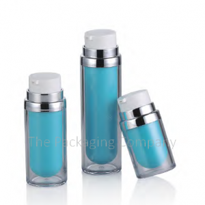 Airless Bottles Twist Closure