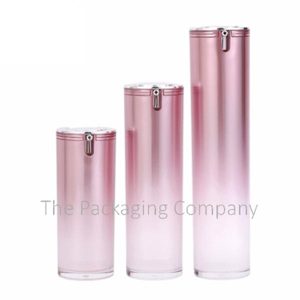 Airless Bottle Slide Nozzle (15, 30, & 50)