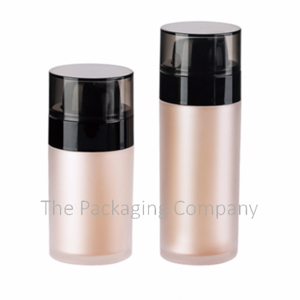 Cylinder Airless Bottle (30 & 50 ml)