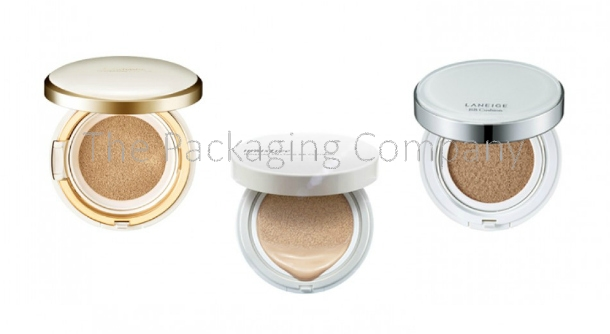3 cushion compact foundations