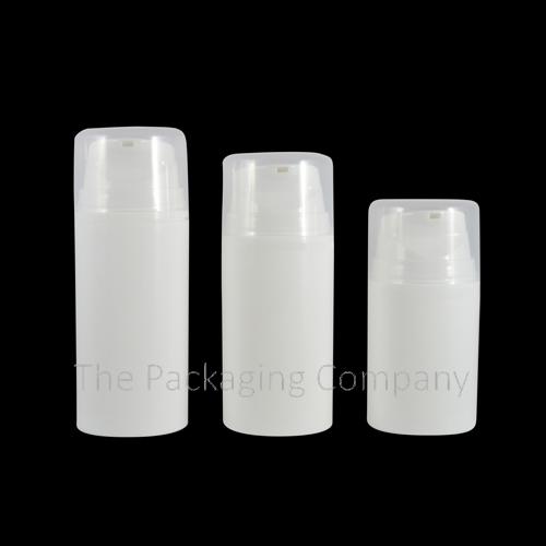 polypropylene Airless Bottles