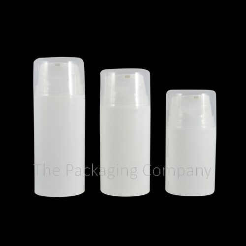 polypropylene Airless Bottles