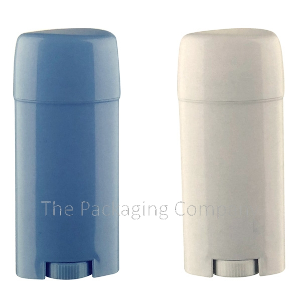 Plastic Deodorant Case with the capacity of 65 g and 75 g Silk screen, Hot Stamp, UV Coat, PMS Colors