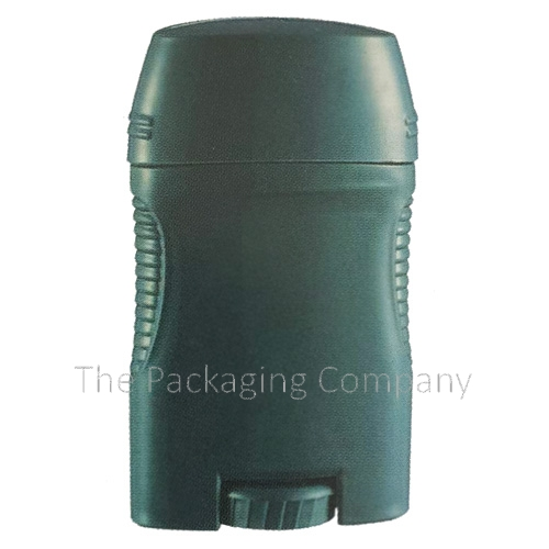 Deodorant Case Plastic with the capacity of 75g Silk screen, Hot Stamp, UV Coat, PMS Colors