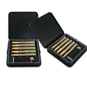 Child Resistant Tin Box for Prerolls
