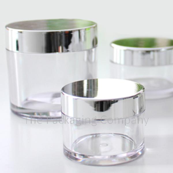 PETG Jars
