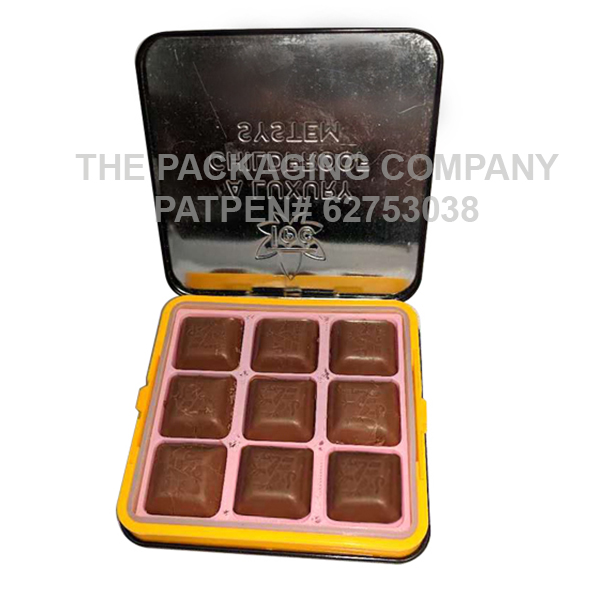 edibles packaging cr tin for edibles Packaging for cannabis edibles CR packaging for edibles
