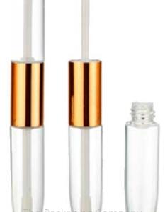 empty double sides lip gloss tube
