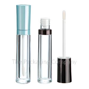 Round Lip Gloss Container
