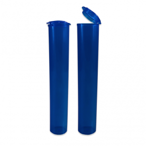 Pop Top Plastic Pre-roll Tubes