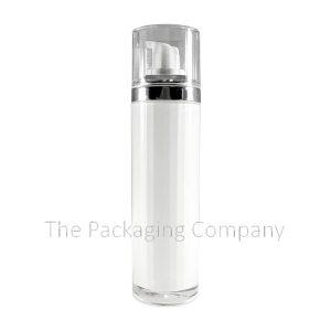 40ml Airless Pump Bottle L041
