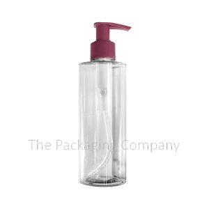 220ml lotion pump bottle zx11222