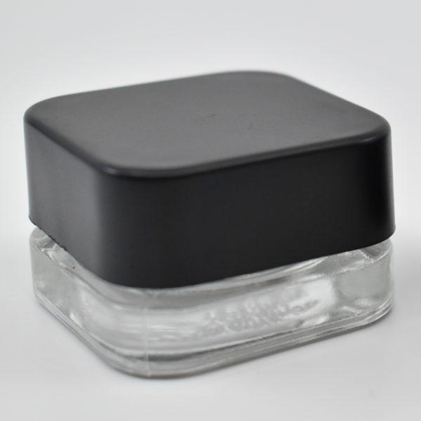 Child Resistant Glass child resistant glass jar 7ml 9ml